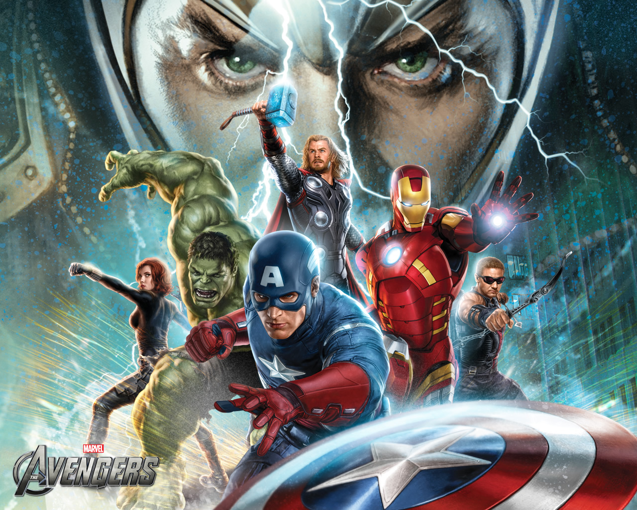 Popular Wallpaper Home Screen Marvel - avengers_background_12  Image_29513.jpg