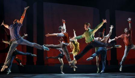 West Side Story Company. © Carol Rosegg 2012.