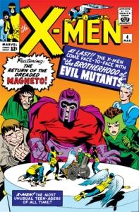 X-Men_4_March_1964